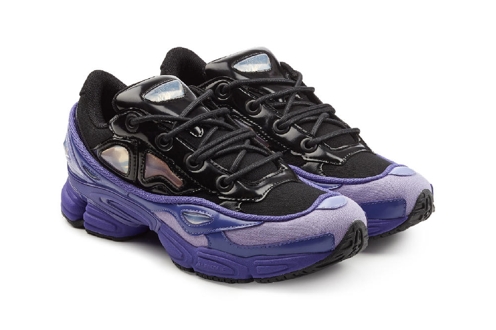 Raf Simons adidas originals ozweego 3 III where to buy spring summer ss18 2018 white red purple black womens ladies where to buy stylebop release date info