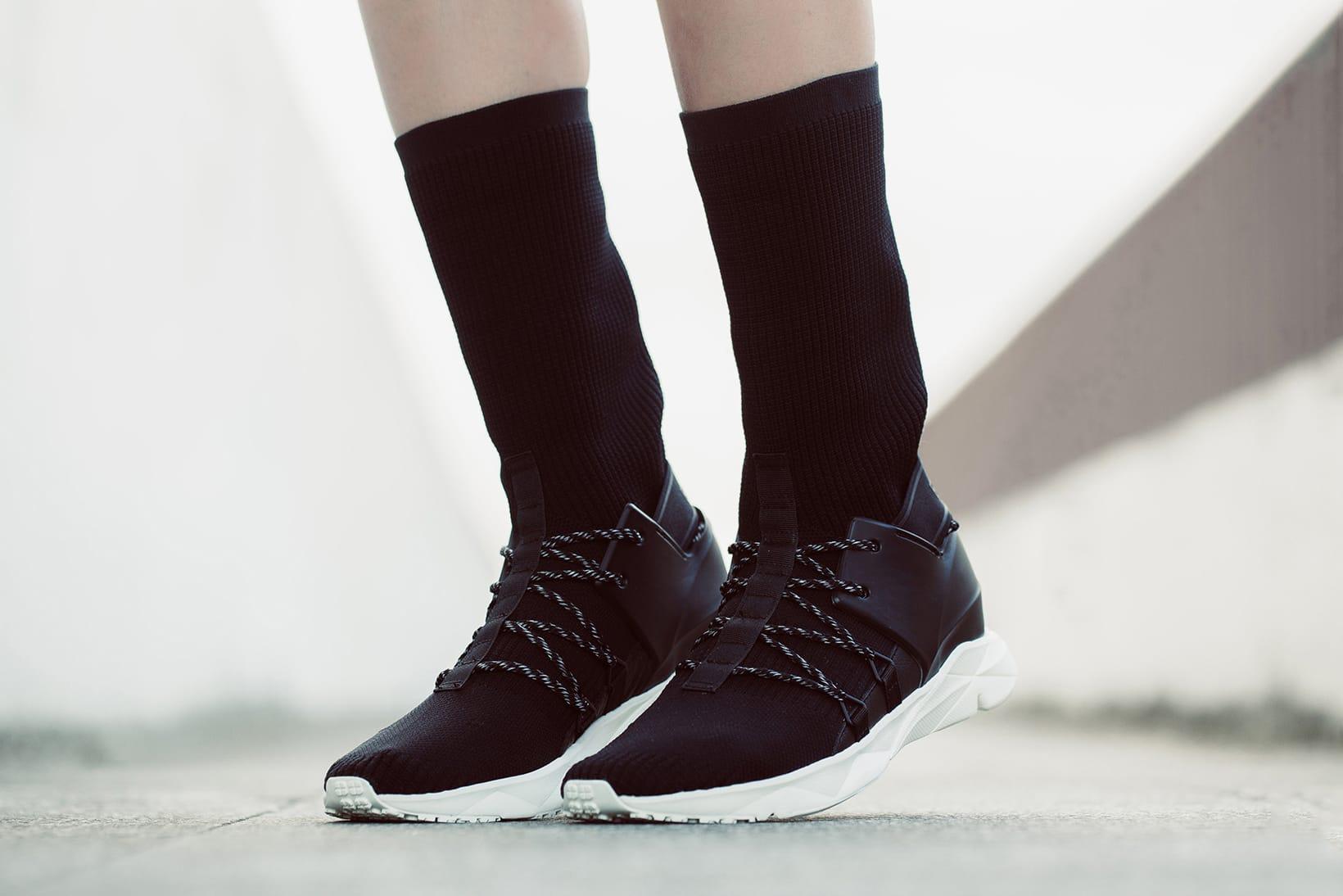 Reebok Releases Sock Runner Caged