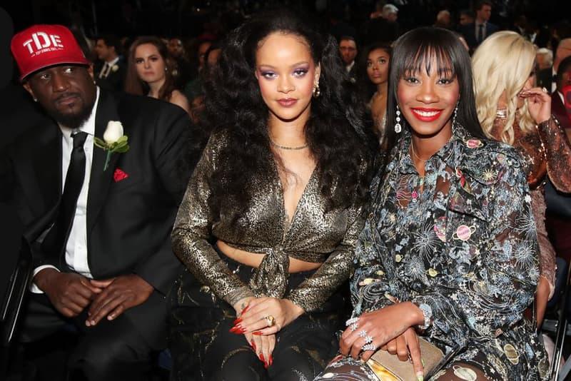Rihanna Fenty Beauty Eyeshadow Teaser Grammys Makeup Lipstick Rumor New Product