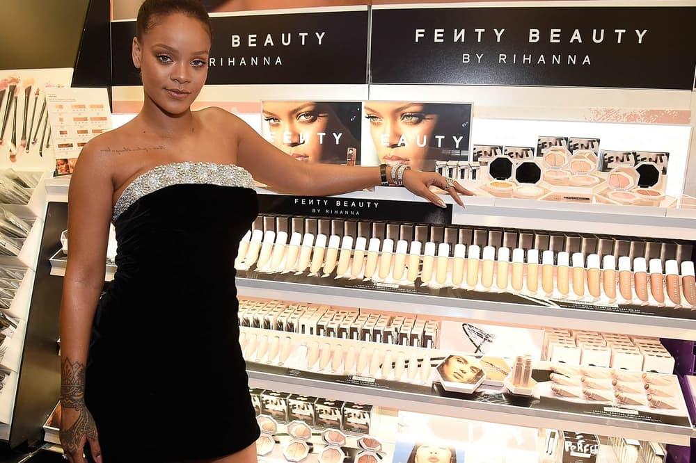 Rihanna Fenty Beauty September 2017 Launch New York City