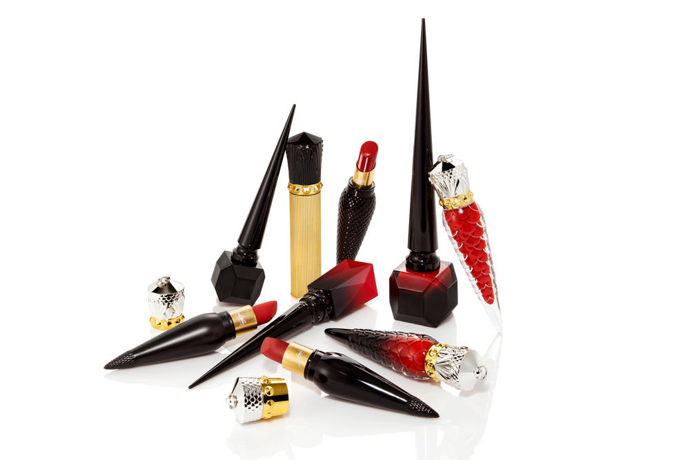Christian Louboutin Luxury Rouge Makeup Line Mascara Lipstick Beauty Valentine's Day Collection