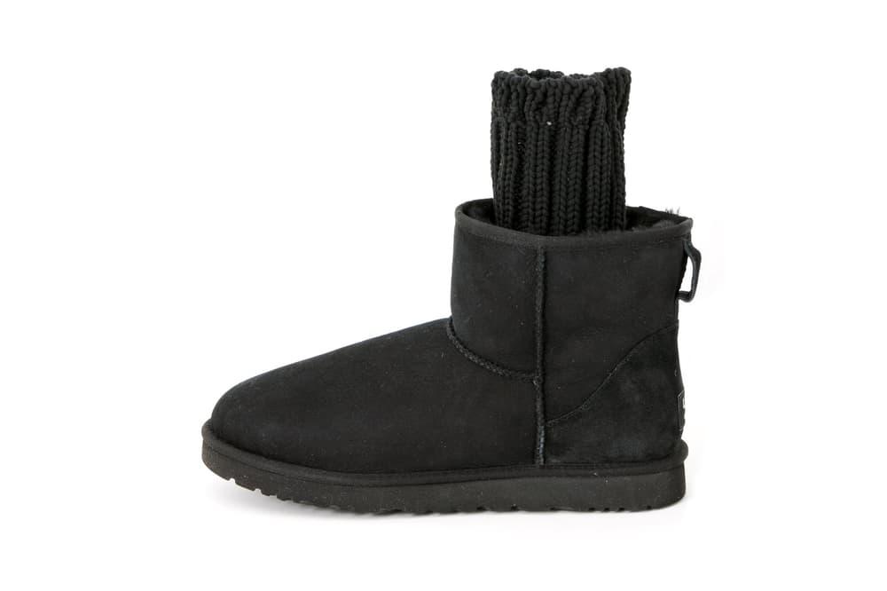 Sacai UGG Collaboration Fall/Winter 2018 Runway Chitose Abe Fashion Boots Trend