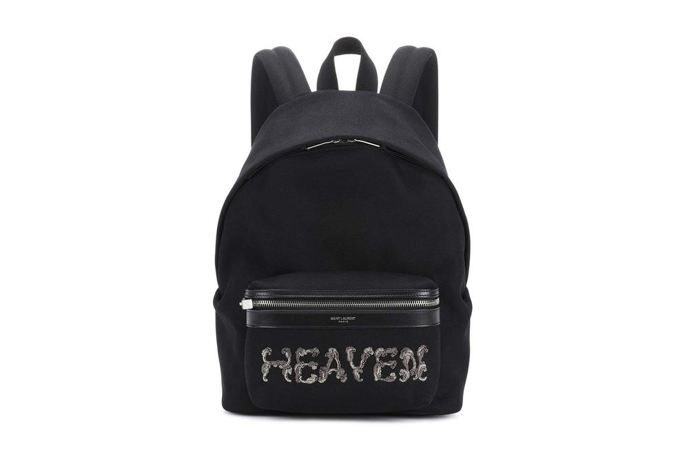 saint laurent city mini backpack heaven black mytheresa mytheresa.com