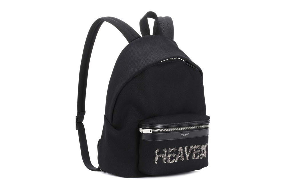 saint laurent city mini backpack heaven black mytheresa mytheresa.com