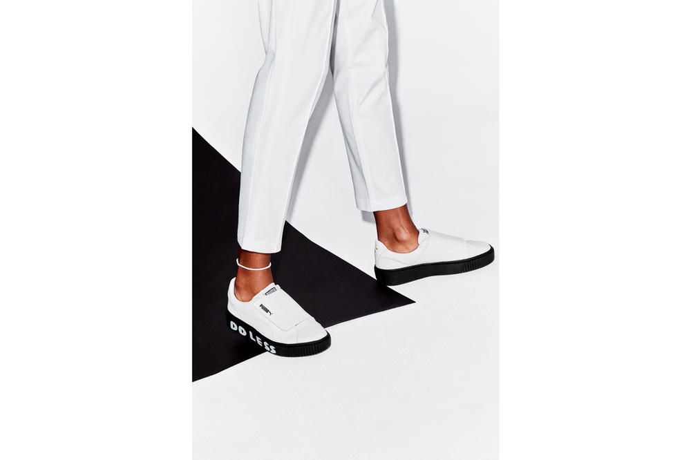 7a8c11cdb16b Shantell Martin x PUMA Spring Summer 2018 Collection Platform Sneakers