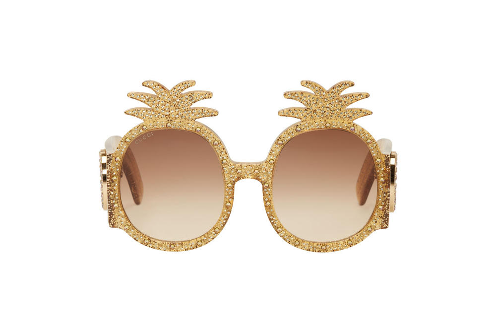 ed61cb22c99 Where to Buy Gucci Sunglasses Statement Shades Colorful Eye Catching Iconic  Stand Out Runway Pieces