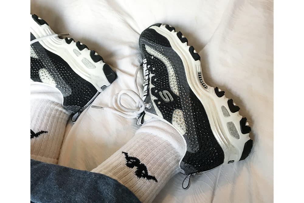 Skechers New It Shoe Chunky Sneaker Balenciaga Triple S Fila Disruptor Dad Sneaker Grandpa Sneaker Shoe Trend Forecast Streetwear Street Style