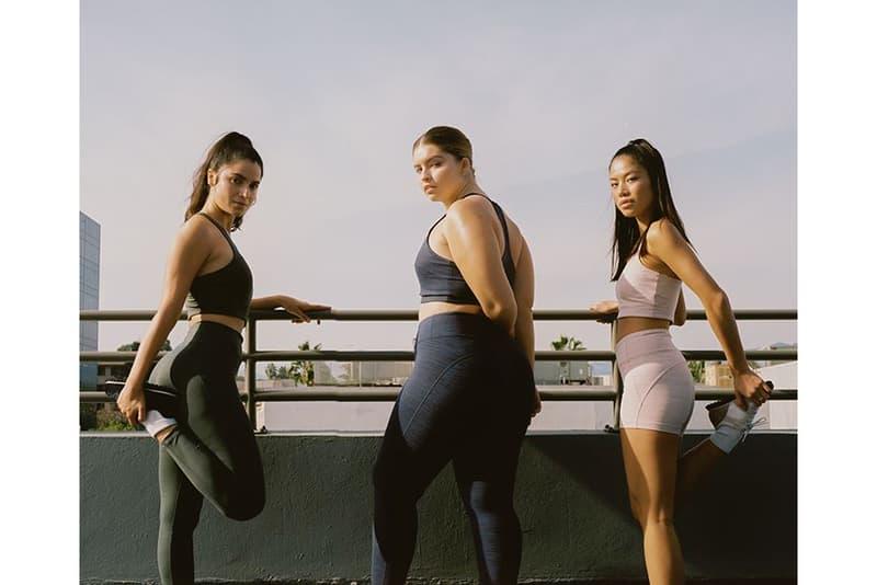 Emily Oberg Sporty Rich Outdoor Voices Fitspo Athleisure Active Wear Leggings Sportsbra Lookbook