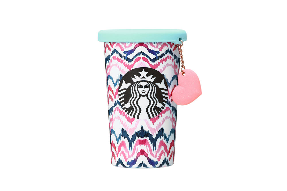Starbucks Japan Valentine's Day 2018 Pink Cup Mug
