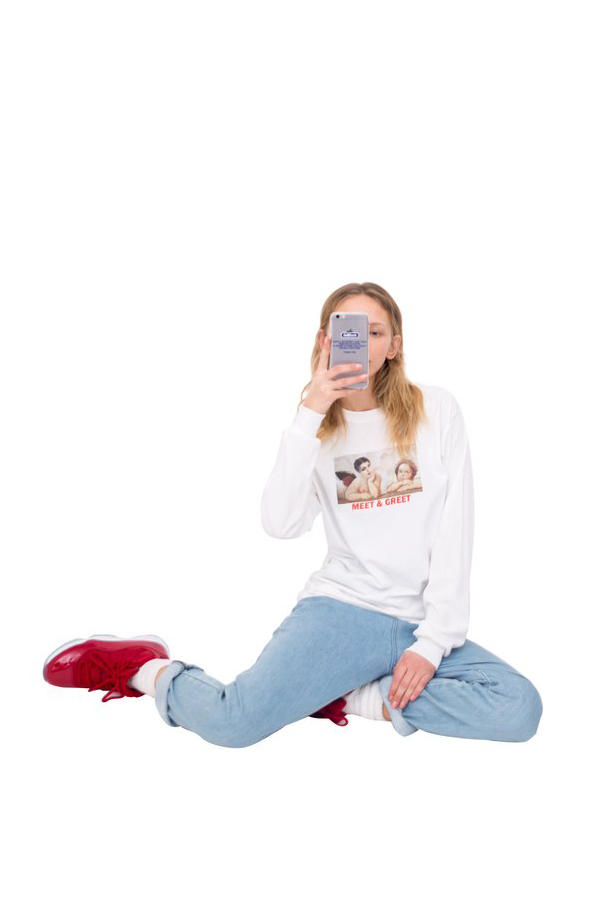 urban sophistication parody brand phone case mental health social media fashion month hoodie tees T-shirt where to buy