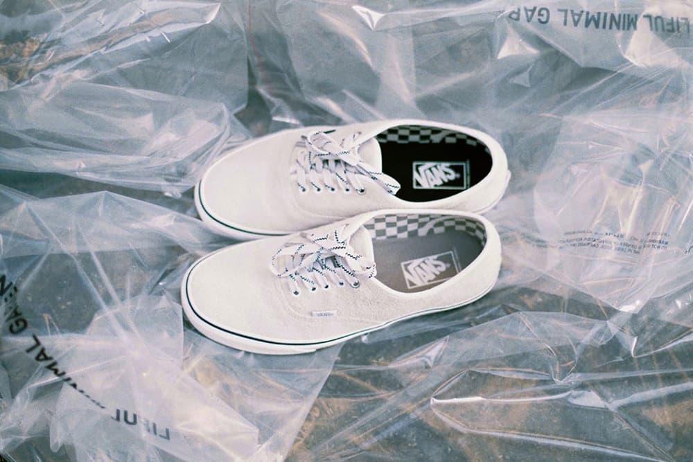 Vans seoul block pack collaboration mischief liful south korean streetwear designer brand label