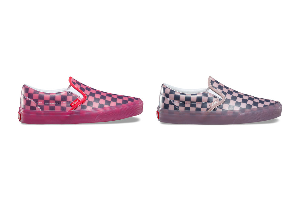 34ef812b0e Vans Slip-On Debuts a Translucent Rubber Sole