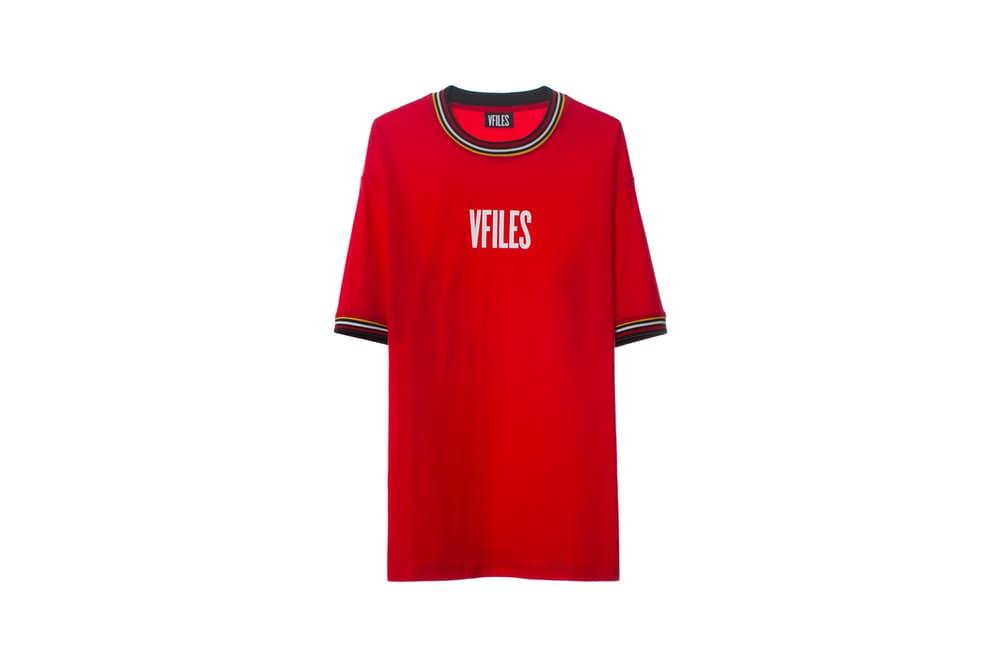 VFILES ASOS Capsule Red T-Shirt