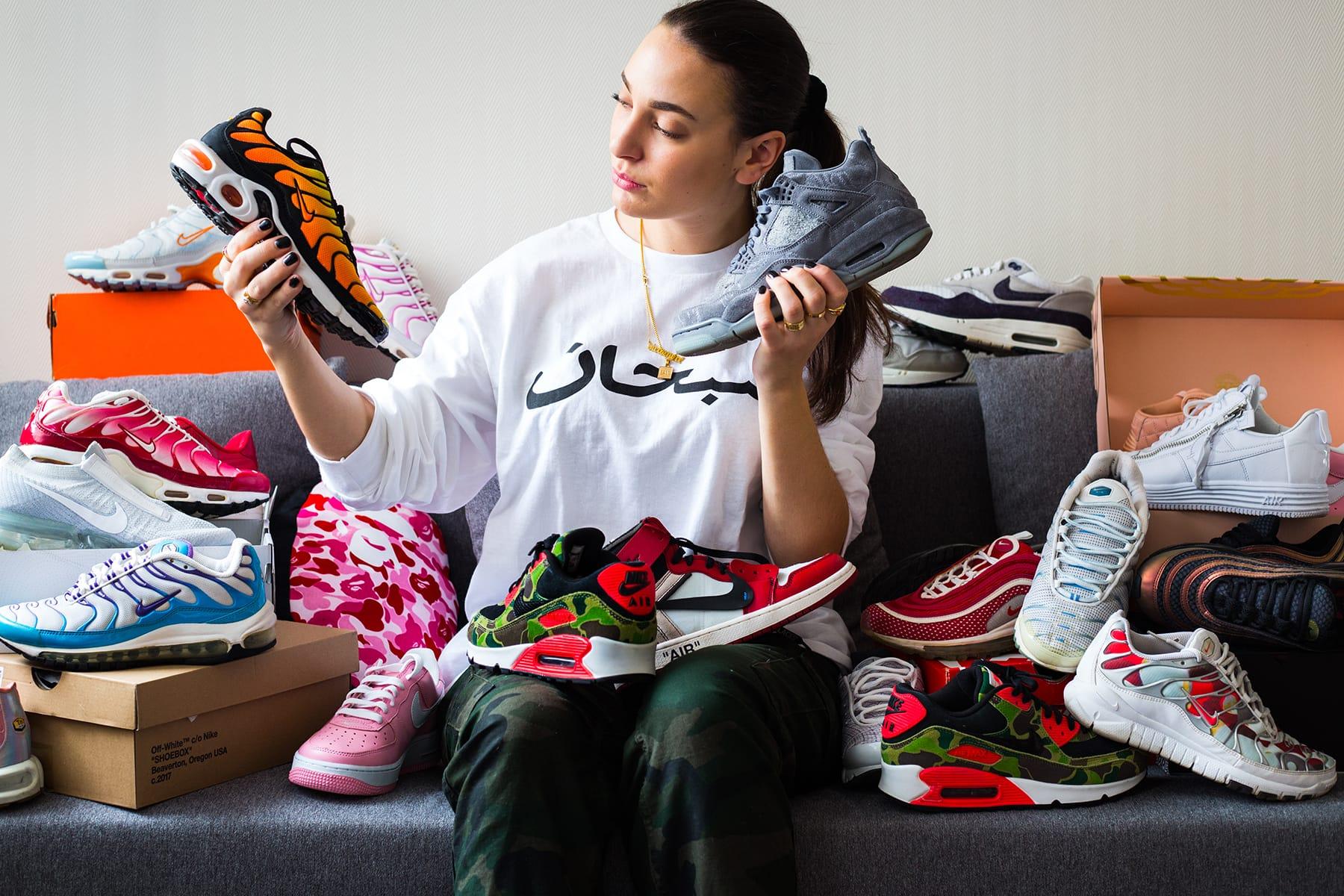 Jeanne Santoli on Her Love for Nike