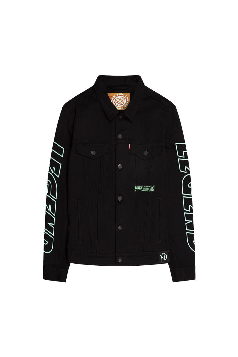 The Weeknd Starboy Legend of the Fall Phase Two Merch