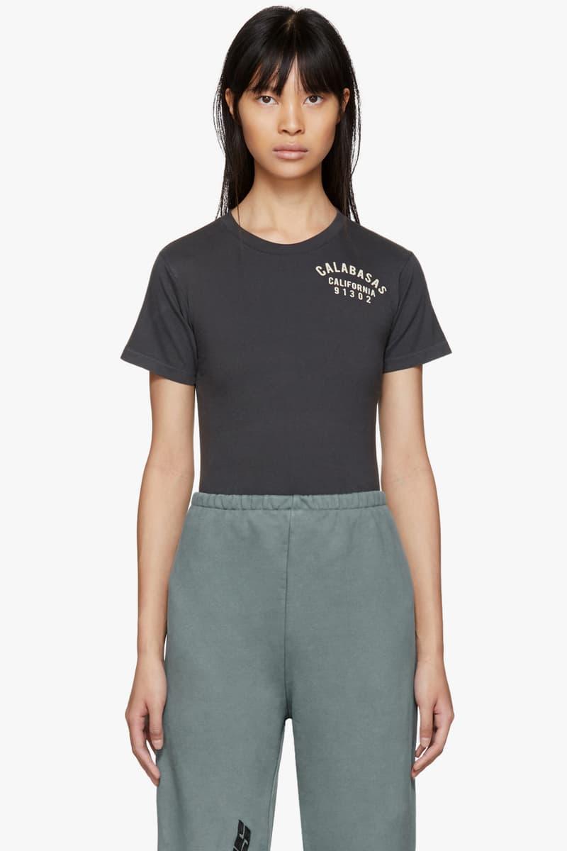 YEEZY Season Kanye West SSENSE Staple Pieces T-Shirt Hoodie Adidas