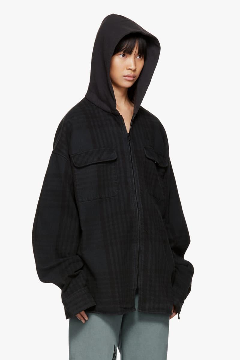 YEEZY Season Kanye West Collection SSENSE New T-Shirt Sweater Jacket adidas Originals Fashion