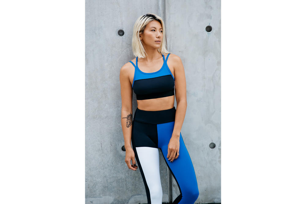 Alala DJ May Kwook Activewear Collection Lookbook Sports Workout Clothing Fashion