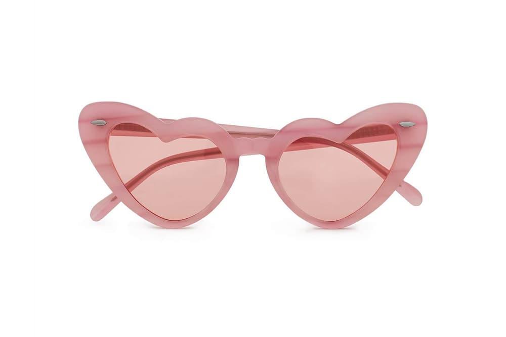 Takesh Eyewear Jadore Sunglasses Pink