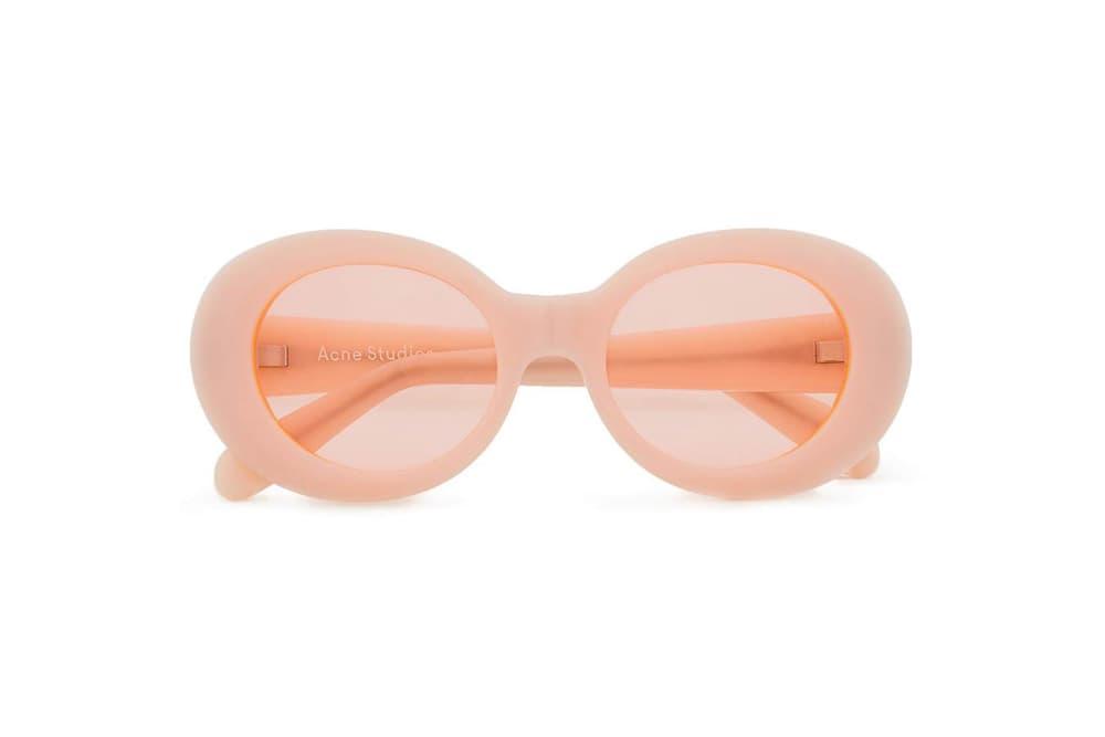 Acne Studios Mustang Sunglasses Pink