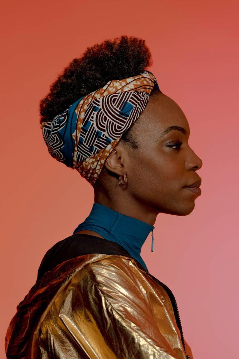 Michelle Daizon adidas Black History Black Future Exhibit Brooklyn Museum