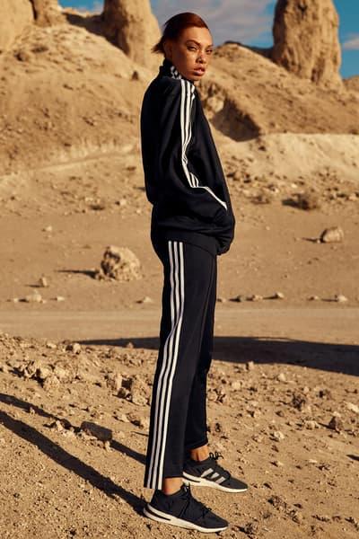 NAKED x adidas Originals Consortium Arkyn Collection Track Pants Jacket Black