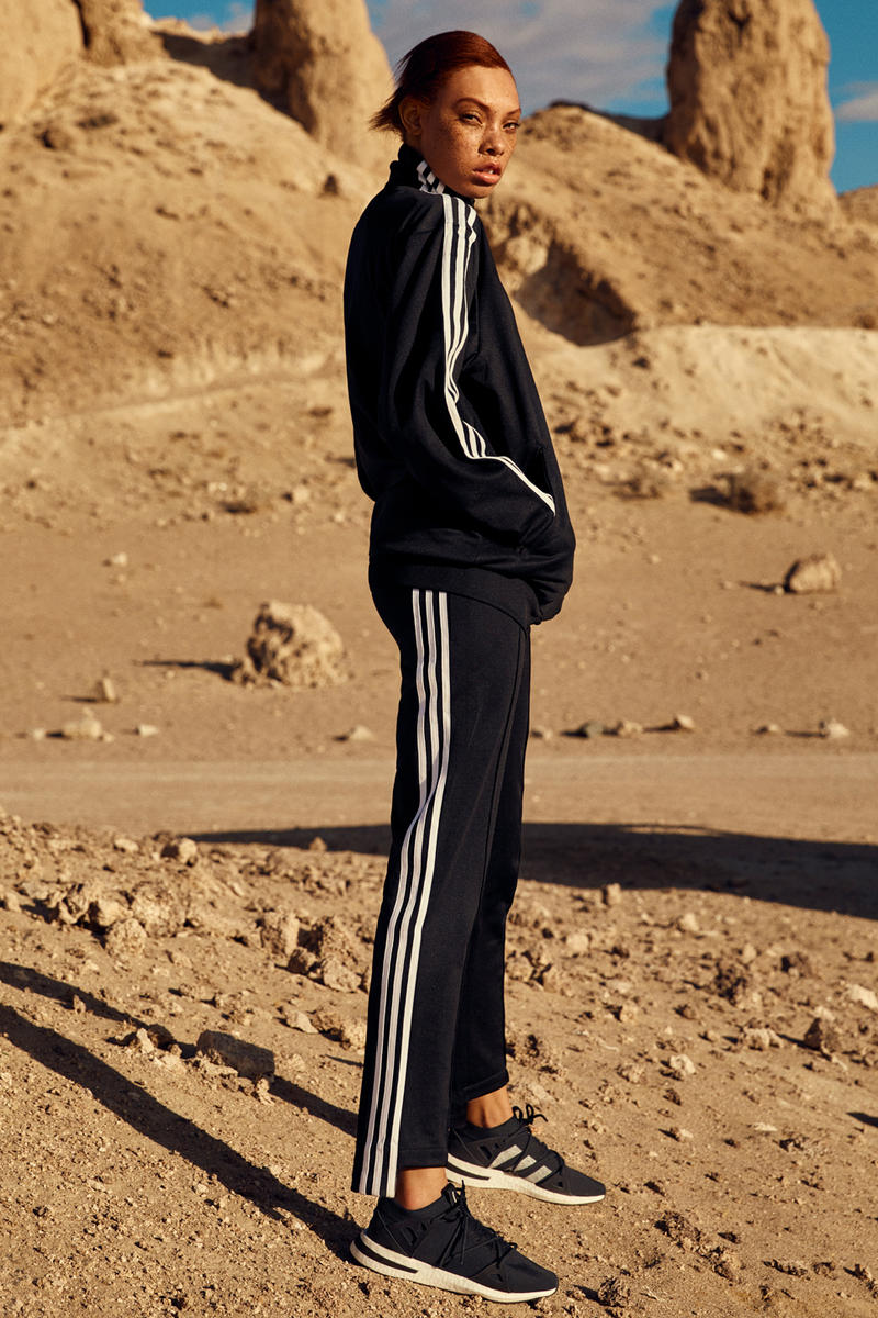 NAKED x adidas Originals Consortium Arkyn Collection Track Pants Jacket Black