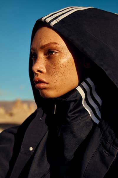 NAKED x adidas Originals Consortium Arkyn Collection Denim Jacket Black