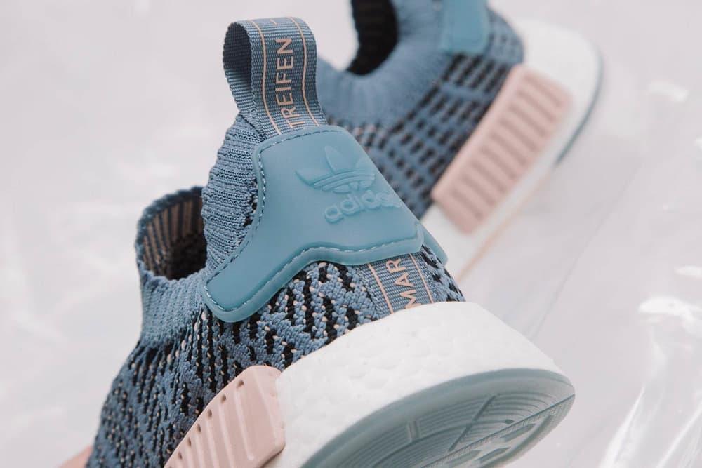 adidas Originals NMD R1 STLT Primeknit Blue