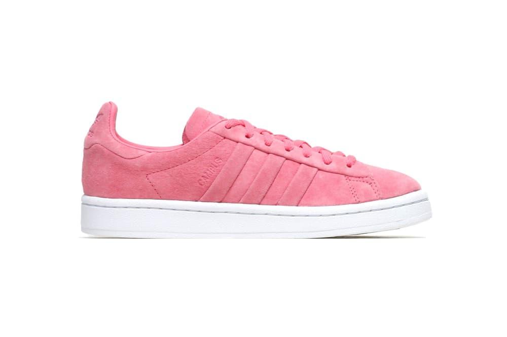 huge discount 24068 2031a adidas Originals Campus Stitch and Turn Chalk Pink