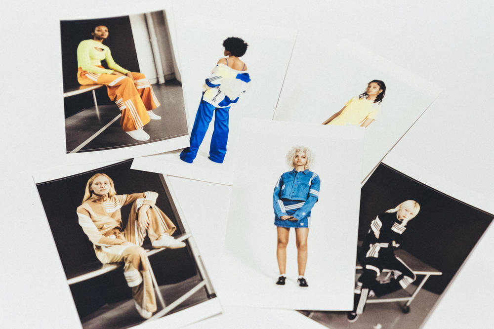 adidas Originals Daniëlle Cathari Presentation New York Fashion Week 2018 Polaroids