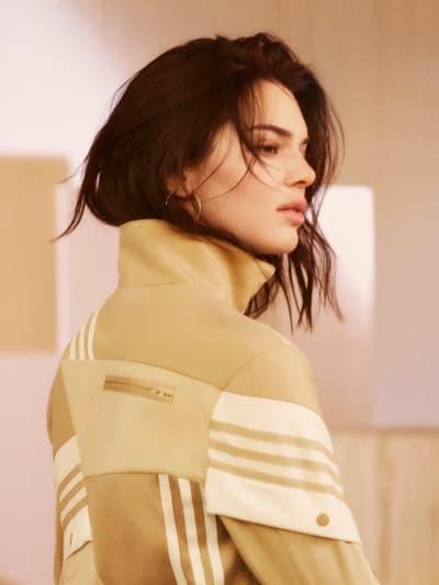 Kendall Jenner Danielle Cathari adidas Originals Tracksuit Campaign