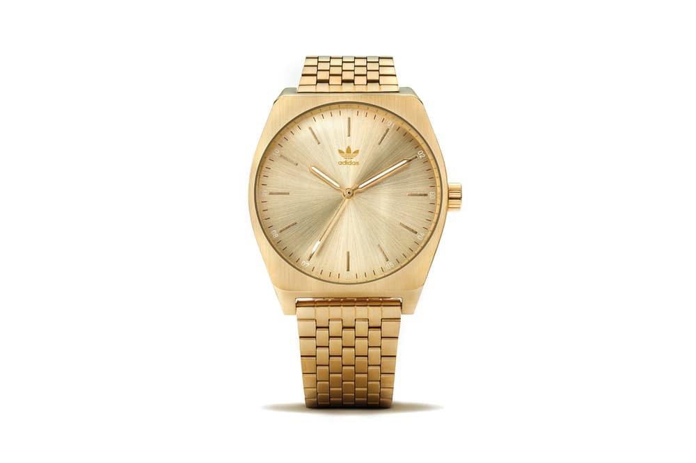 adidas Originals Timepiece Collection Process M1 Gold