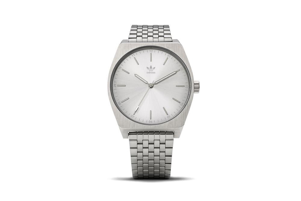 adidas Originals Timepiece Collection Process M1 Silver