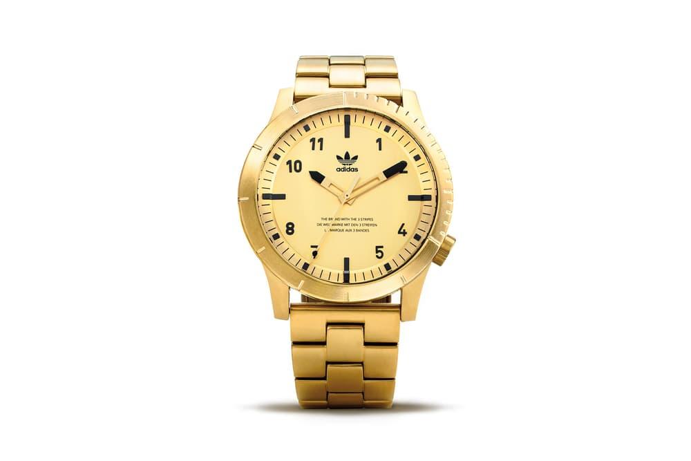 adidas Originals Timepiece Collection Cypher M1 Gold
