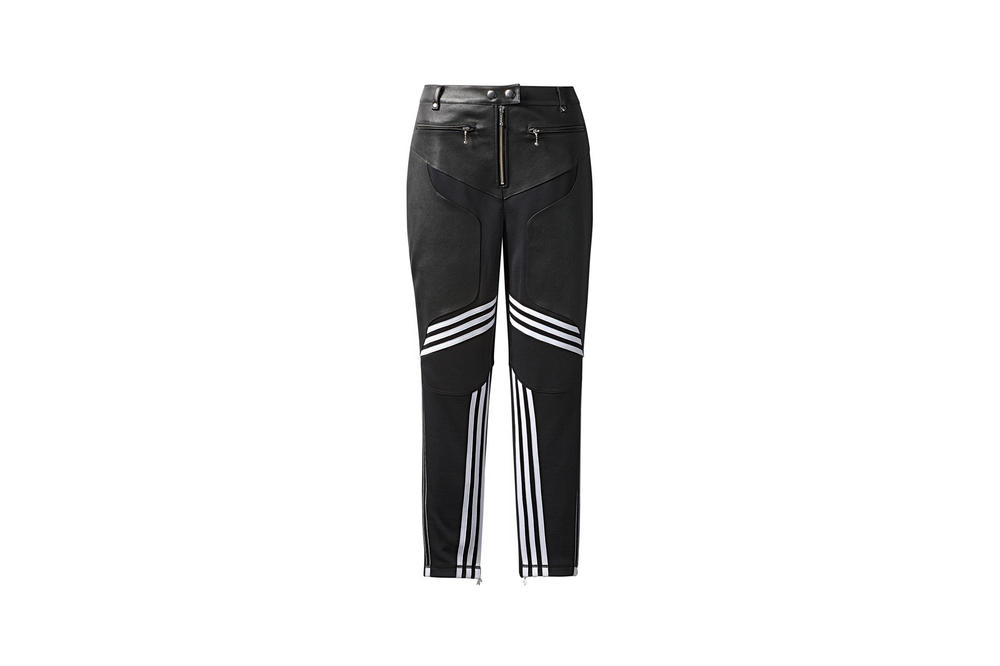 Alexander Wang adidas Originals Spring Summer 2018 Capsule Collection Leather Pants
