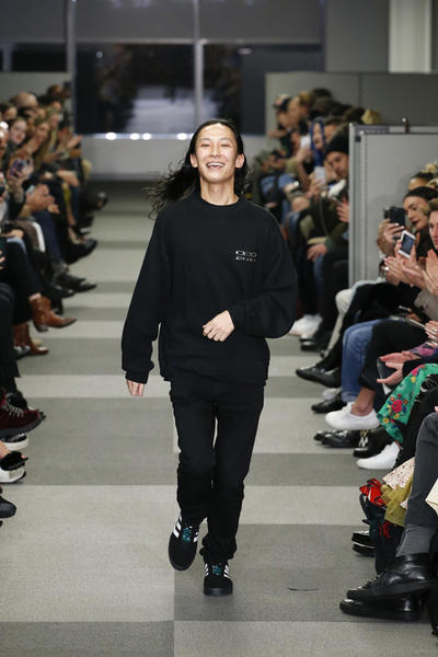 Alexander Wang Fall Winter 2018 New York Fashion Week NYFW Collection Runway Show