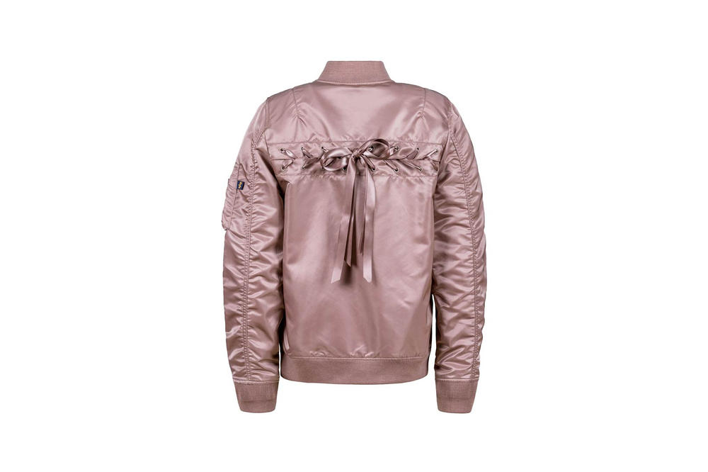 Alpha Industries L-2B Laced W Pink Spring Summer 2018