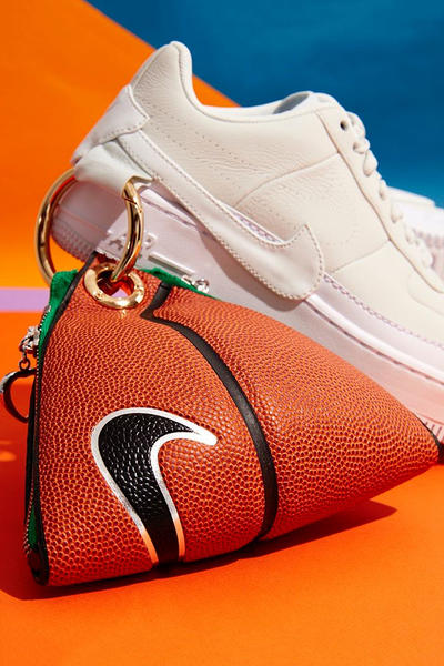 Andrea Bergart x Nike Basketball Pouch Collab Bag Accessory Limited Edition Exclusive