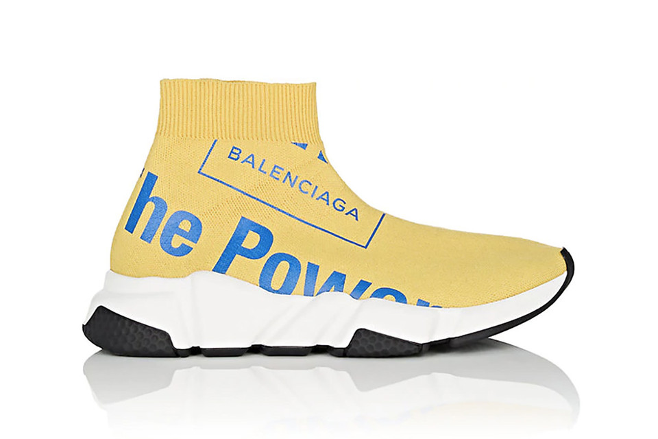 9e00be108a61 Balenciaga Releases Two Bold New Speed Trainers