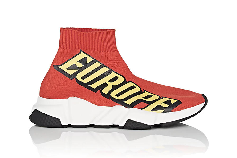 f6b633d56375 Balenciaga Speed Trainers pre order where to buy yellow red the power of  dreams europe collection