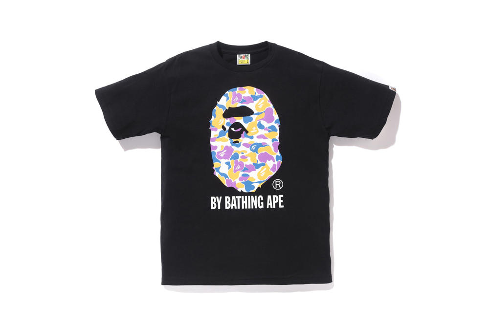 BAPE Los Angeles Capsule Collection T-Shirts Hoodies Sweaters Shorts Black