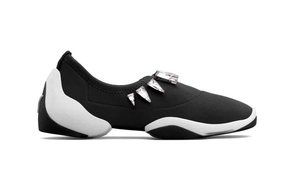 Giuseppe Zanotti LIGHT JUMP LTS Sneaker Black