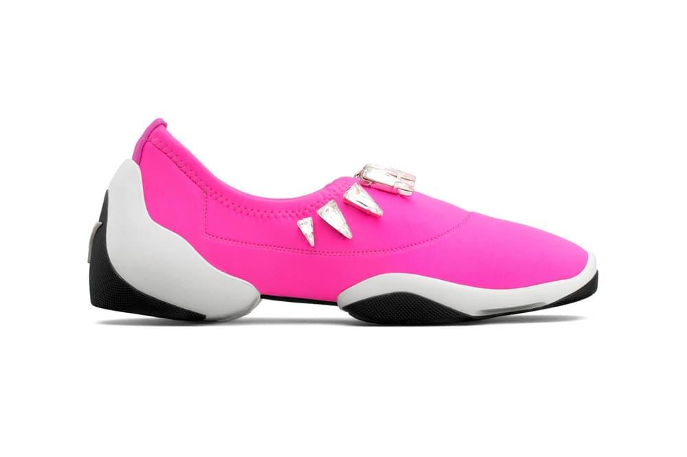 Giuseppe Zanotti LIGHT JUMP LTS Sneaker Pink