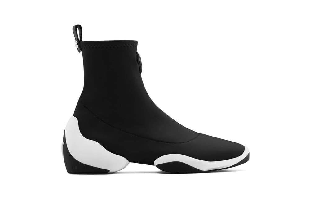 Giuseppe Zanotti LIGHT JUMP HT1 Sneaker Black