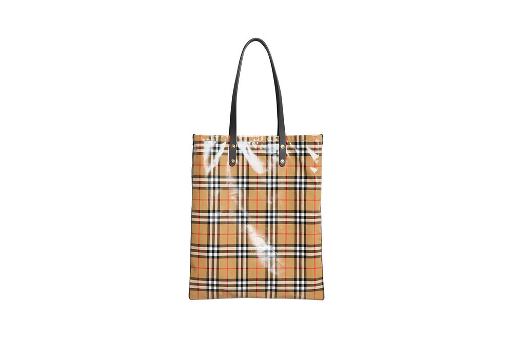 Burberry February 2018 Collection Plaid Rainbow Check