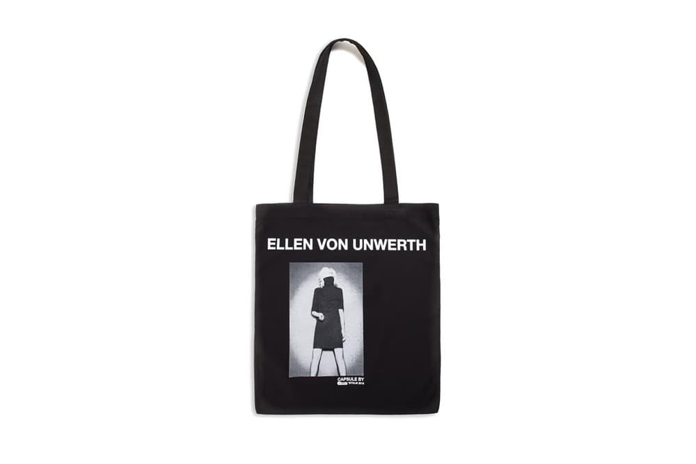 Ellen von Unwerth x Caliroots Capsule Collection Tote bag