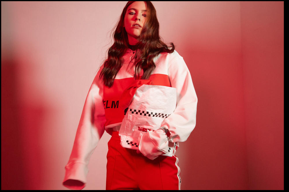 Calvin Klein Helmut Lang Wasted Paris HBX Editorial Lonely Hearts Club