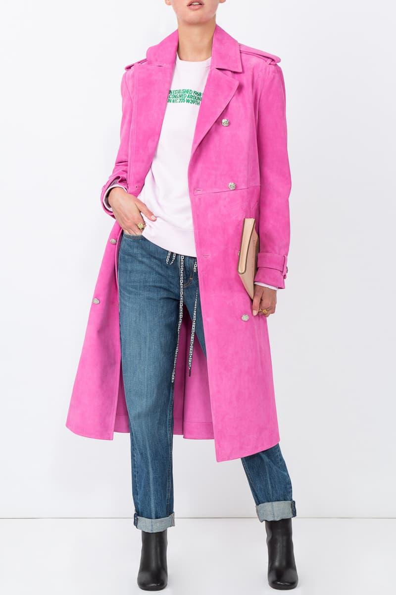 The Webster x Calvin Klein Pink Sweatshirt 205W39NYC
