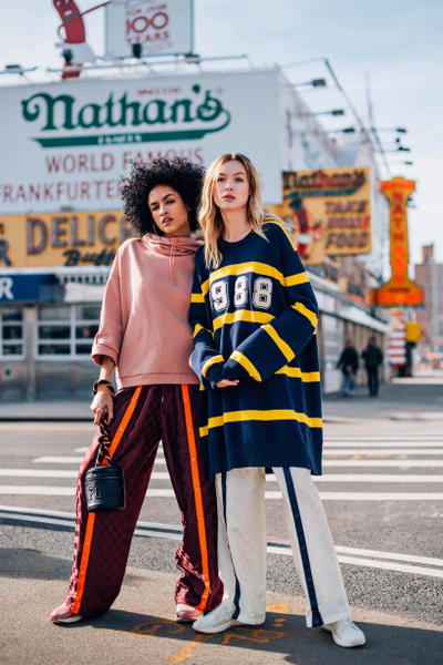 Fenty PUMA Fall Winter 2017 Coney Island Editorial